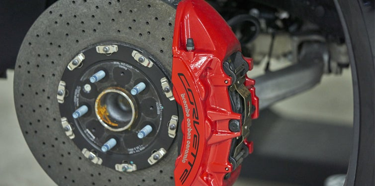 carbon ceramic car brakes