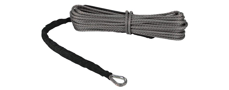extreme max winch rope