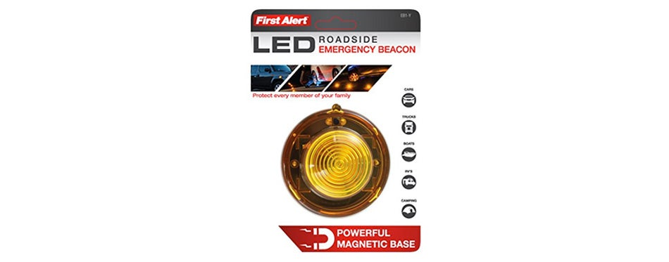 first alert road flare