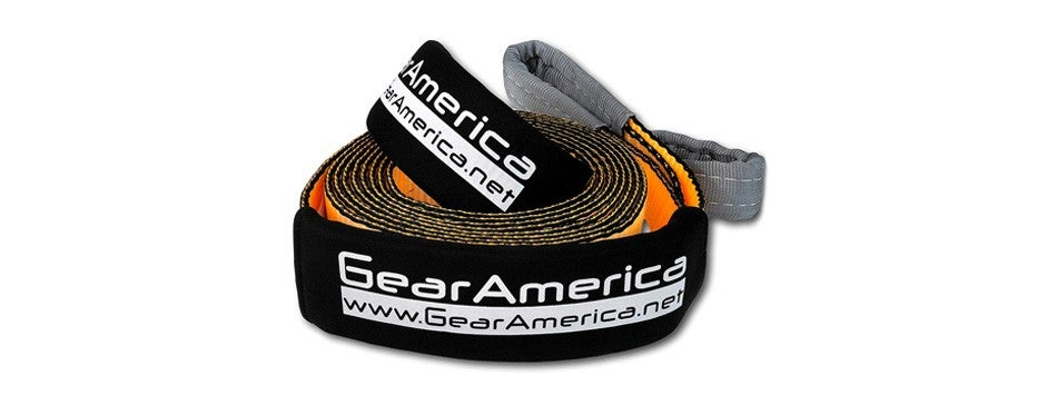 gearamerica recovery tow straps