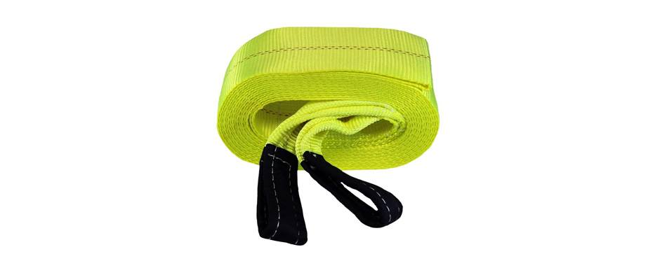 grip heavy duty tow straps
