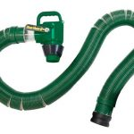 lippert extended rv sewer hose management system