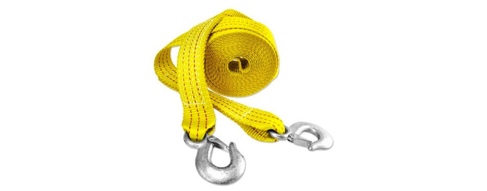 presa heavy duty tow straps with hooks