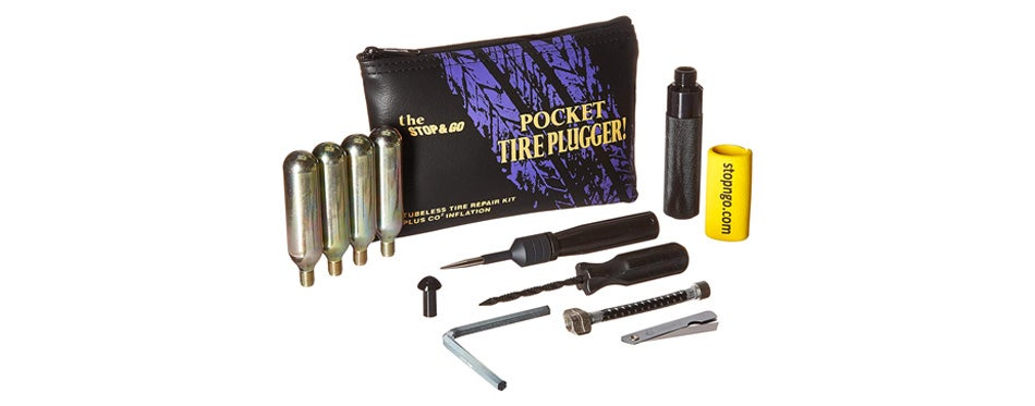 stop & go pocket tire plugger