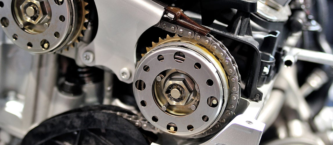 symptoms of a failing timing chain