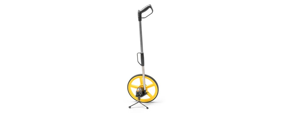 tr industrial collapsible measuring wheel