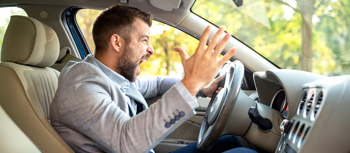 10 Tips on How To Deal With Road Rage