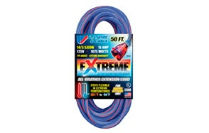 US Wire 50-Foot SJEOW TPE Extension Cord