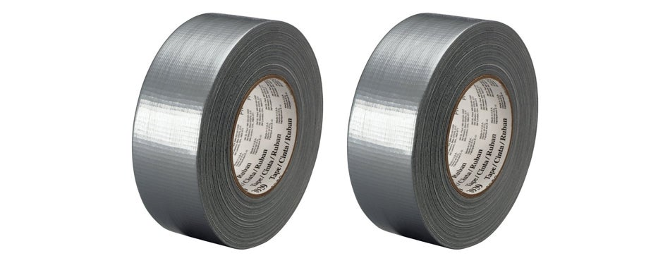 3m silver duct tape