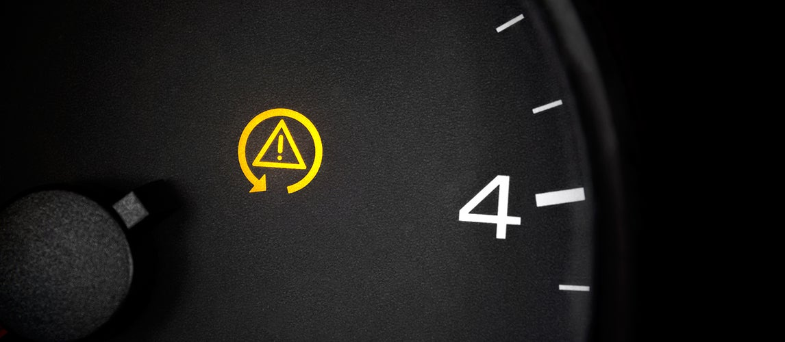 5 causes of traction control light coming on