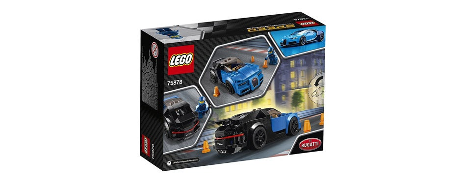 Bugatti Chiron 75878 Lego Car Sets