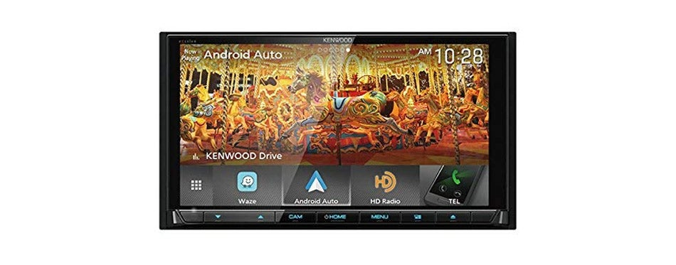 Kenwood Excelon DDX9905S Android Head Unit