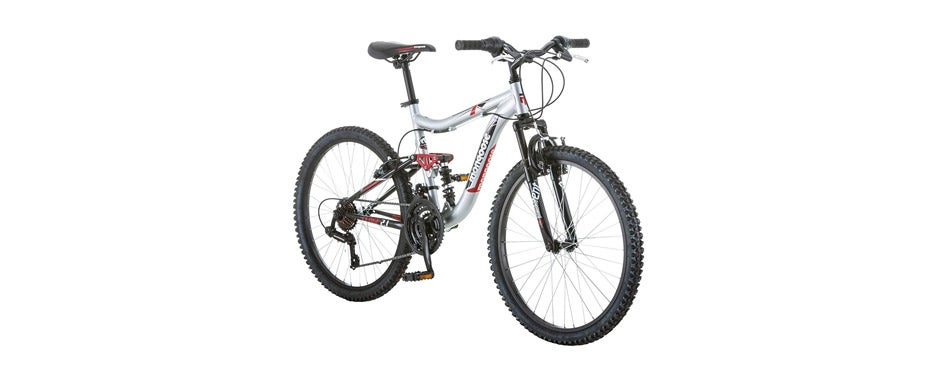 Mongoose Ledge 2.1 Boys' Mountain Bike