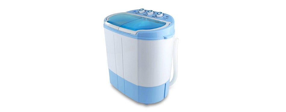 Pyle Portable Washer and Spin Dryer