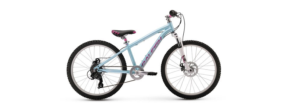 Raleigh Bikes Raleigh Eva 24 Girl's Mountain Bike