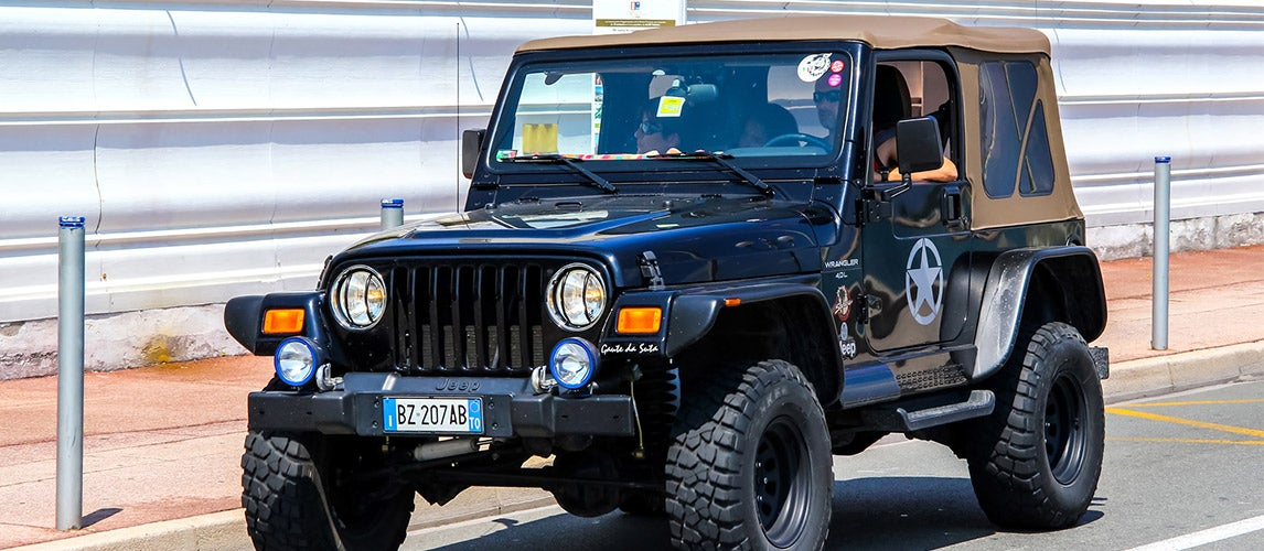 Value Windshield Frame Jeep Wrangler OE Quality Replacement