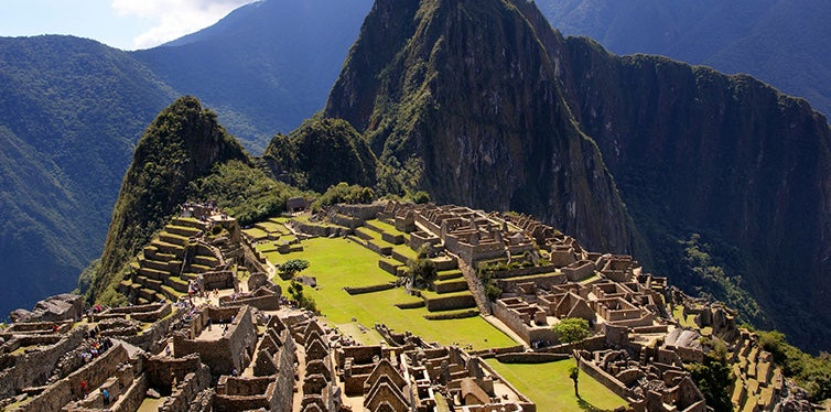 The Incan Heartland in Peru and Bolivia