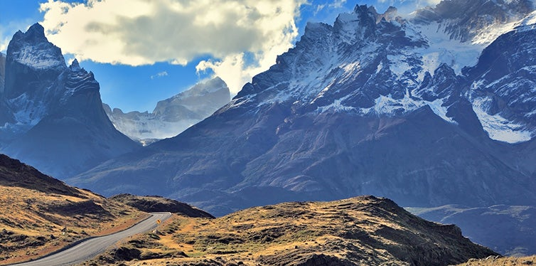 The Southern Patagonian Andes