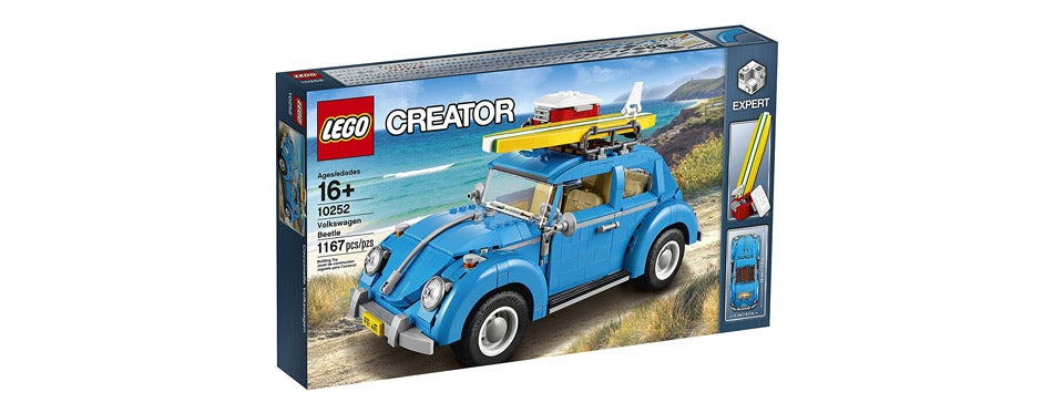 Volkswagen Beetle 10252 Construction Lego Car Sets