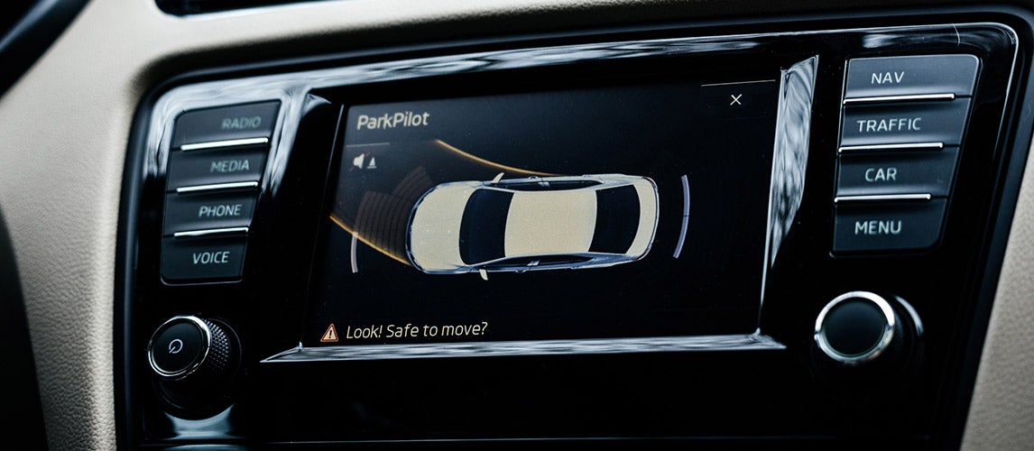 What Are Parking Sensors & How Do They Help