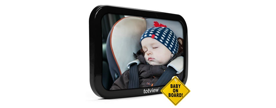 baby car mirrors by totview