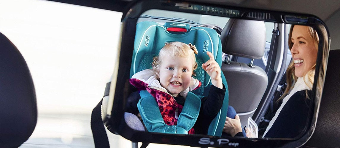 best car seat mirrors