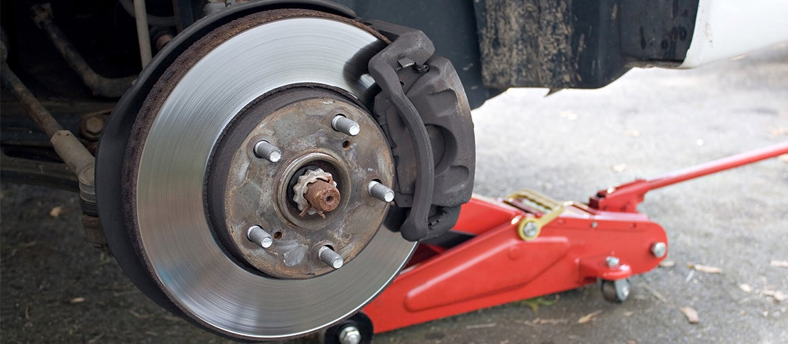 can you drive with warped rotors