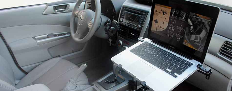 car laptop mount