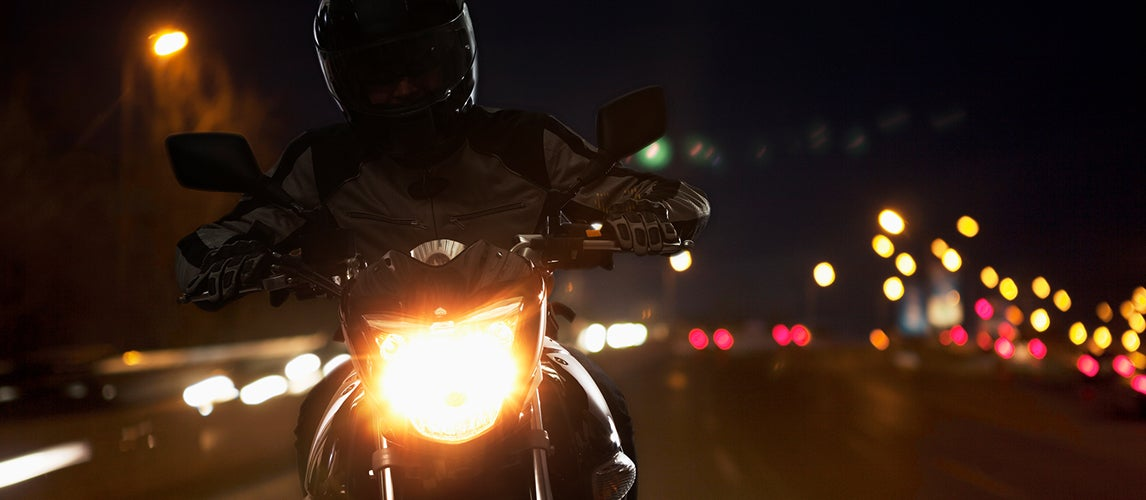 How To Safely Ride a Motorcycle at Night | Car Bibles