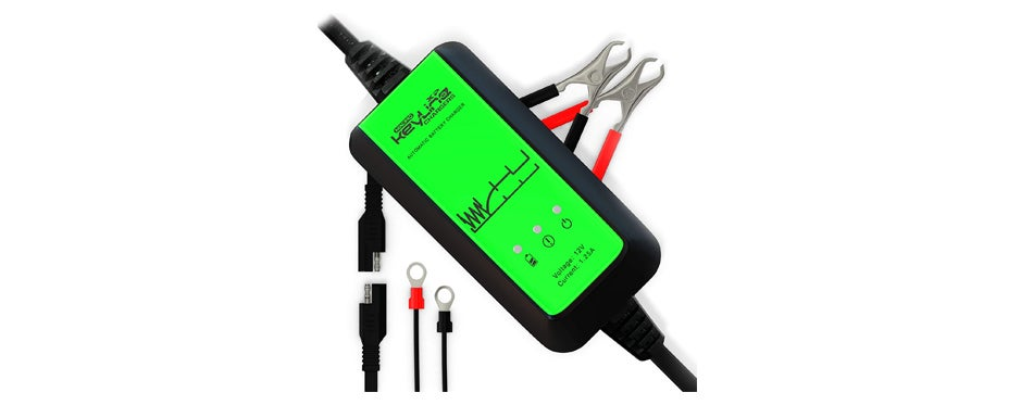 keyline chargers battery desulfator