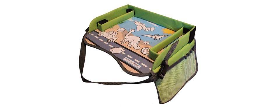 kids travel tray for car seat