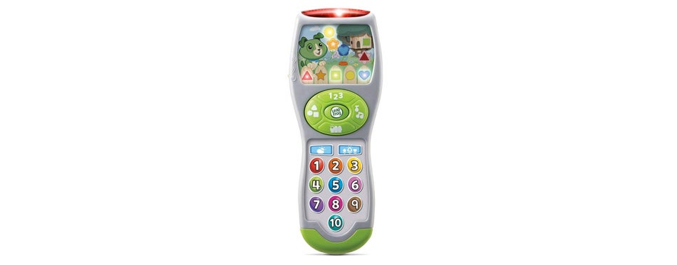 leapfrog scout's learning lights travel toy for toddlers