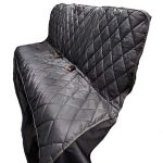plush paws ultra-luxury dog car seat cover