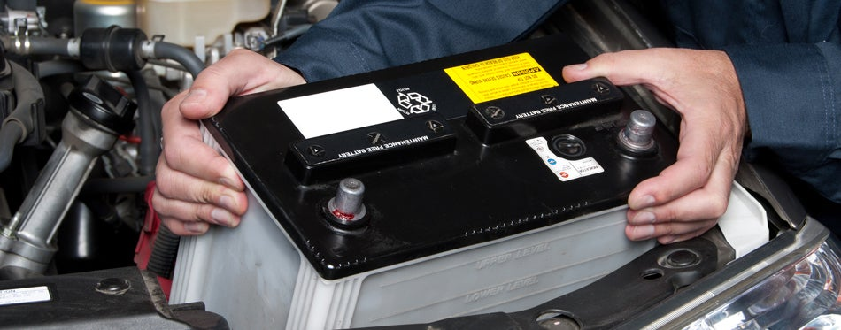 replace car battery