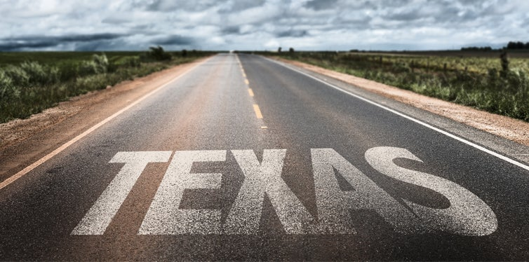 scenic drives in texas