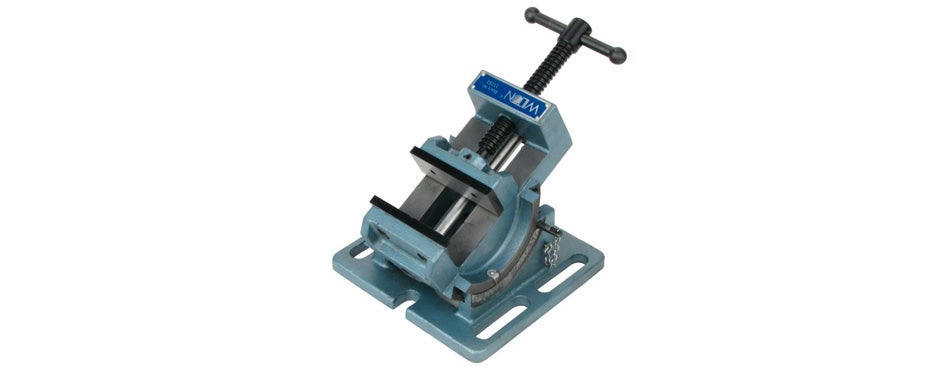 wilton cradle style cross slide drill press vise