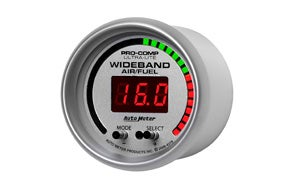 Auto Meter Ultra-Lite Digital Wideband Gauge