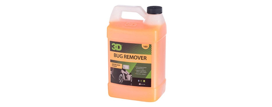 3D Bug Remover Concentrate Removes Insects & Bugs