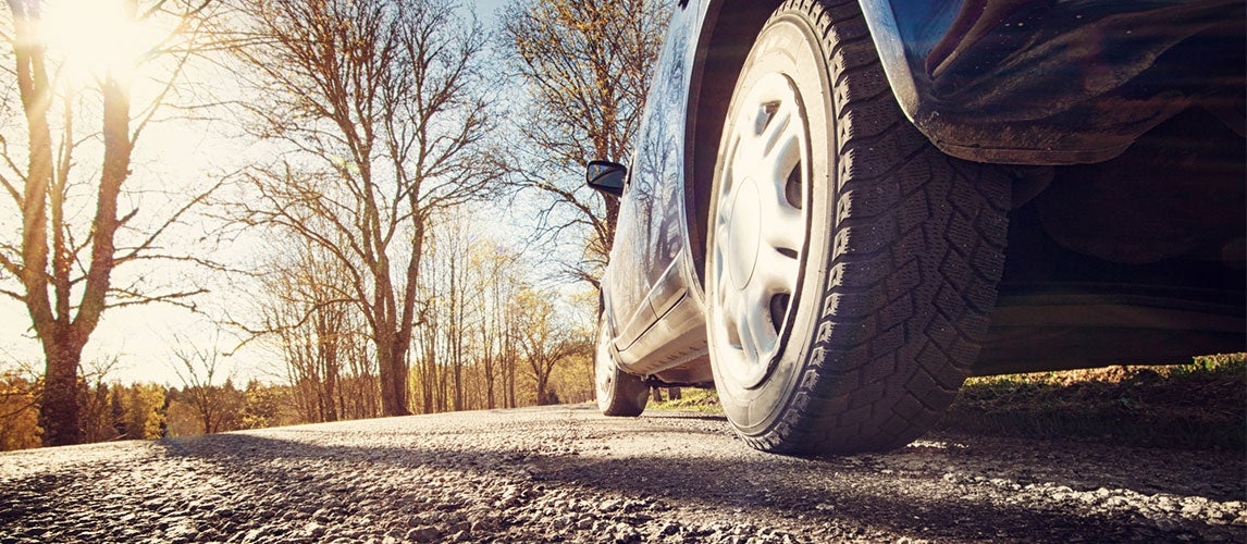 7 Types of Tire Wear Explained