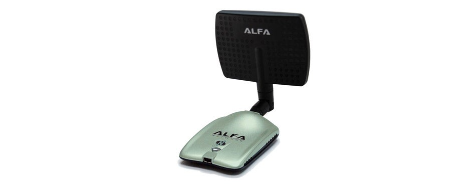 Alfa AWUS036NH WiFi Booster for RV