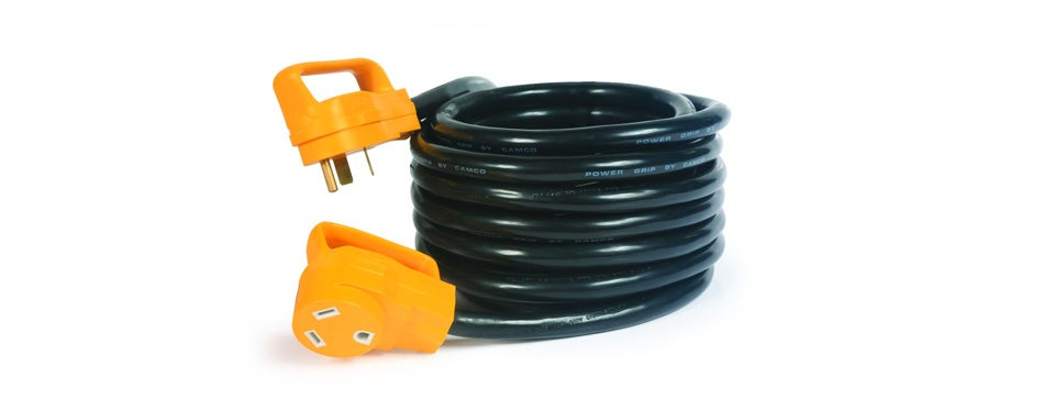 Camco Heavy Duty Outdoor Extension Cord for RV