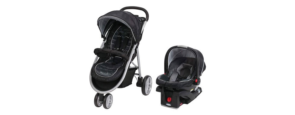 Graco Aire3 Car Seat Stroller Combo