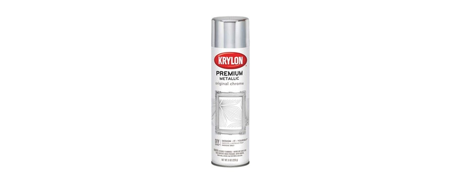 Krylon Original Chrome Spray