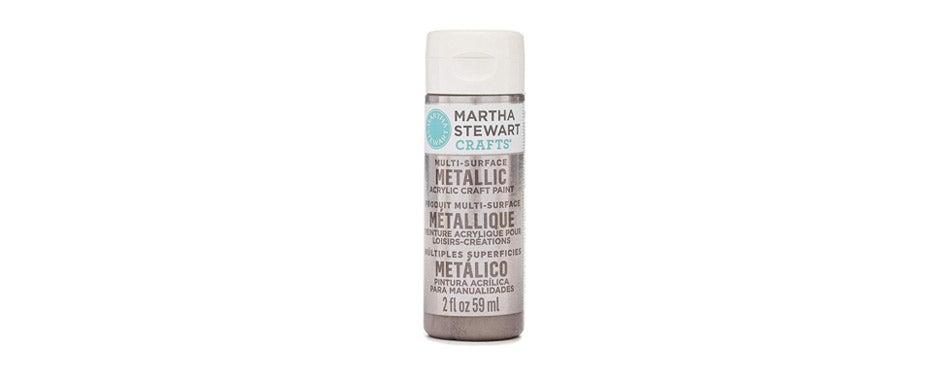 Martha Stewart Crafts Chrome Spray