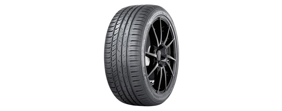 Nokian ZLINE A/S Performance Radial Tire