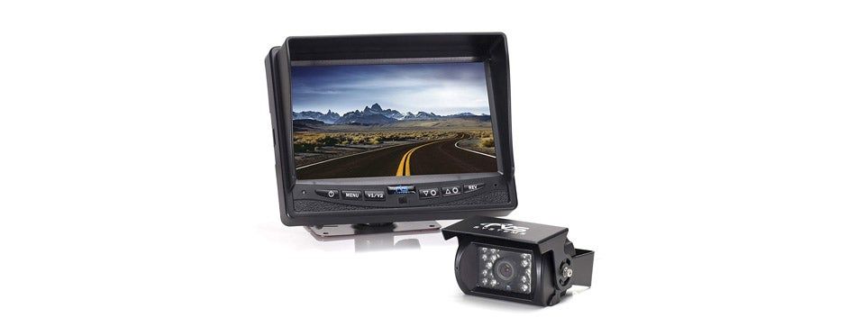 Rear View Safety Backup Cameras
