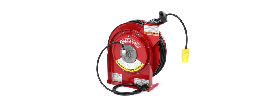Reelcraft Extension Cord Reel