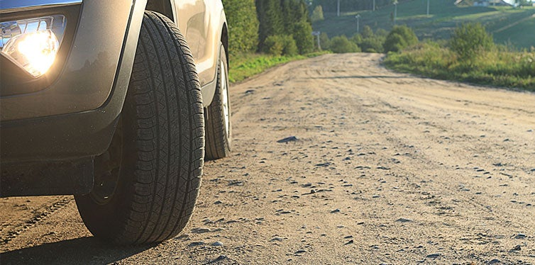 7 Types of Tire Wear Explained | Car Bibles