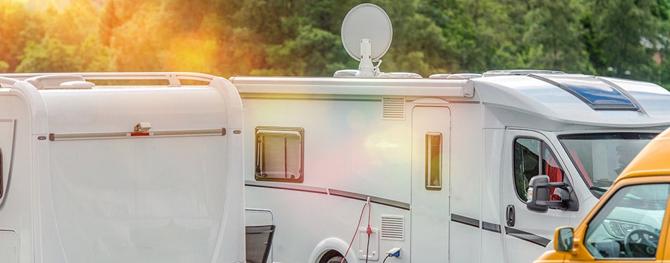 TV Antenna for RV