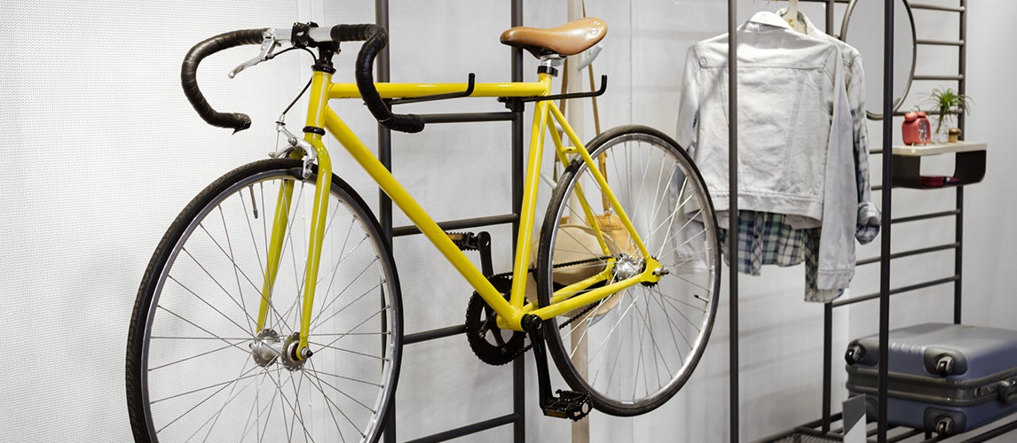 best bike racks that blend seamlessly into your home